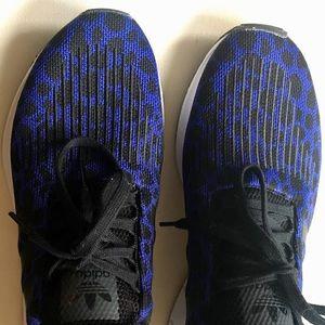 Adidas Men's Size 10 Dark Blue/Purple w/ Black